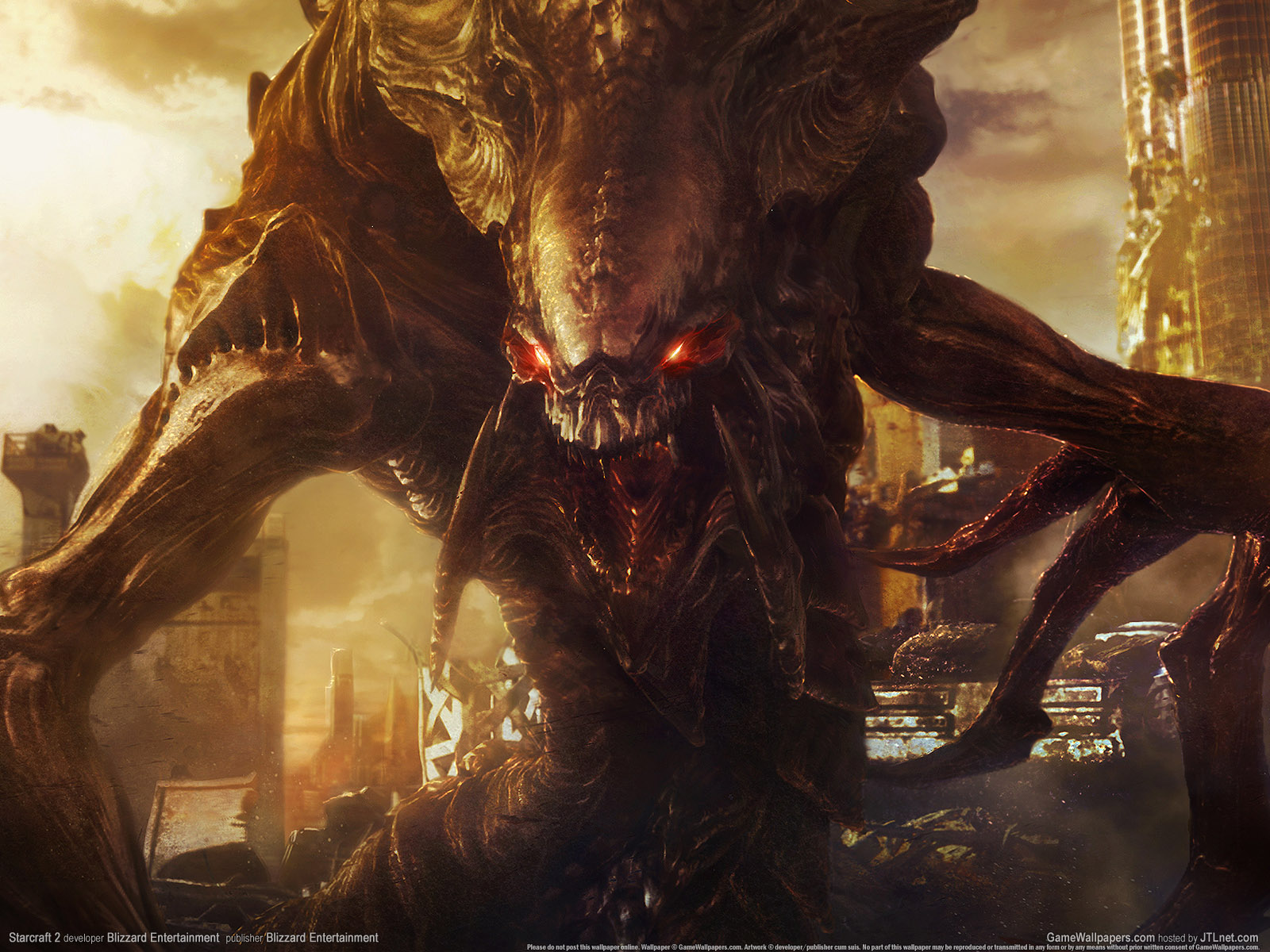 wallpaper starcraft 2 09 1600 Hd Wallpapers Starcraft 2