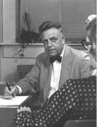 Alfred Kinsey (1894 - 1956)