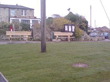 Whiteshill Village Green Make Over