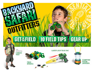 Ordinaire We Have Been A Long Time Fan Of Backyard Safari Outfitters And Have Several  Of Their Products That The Kids Use To Collect Their Creepy Creatures.