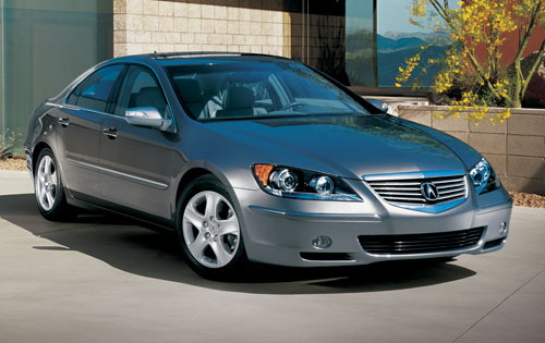 AboutAcura Safety Recall Acura RL Power Steering Feed Hose - 2005 acura rl catalytic converter