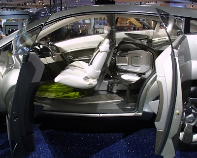 Aboutacura A Look Into The Past 2002 Acura Rdx Concept