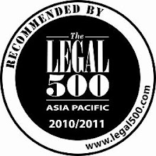Recommended by The Legal 500