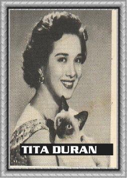 Selfie Selfie Tita Duran (1929-1991)  naked (59 photos), YouTube, see through