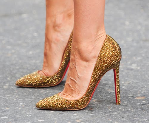 Sex and the city high heels