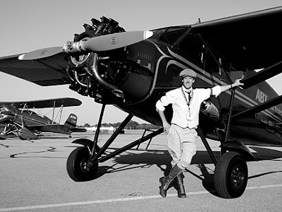 Flying Antique Airplanes: First day with the Barnstormers