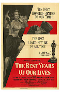 The Best Years of Our Lives/ Frederic March, Dana Andrews and Myrna Loy