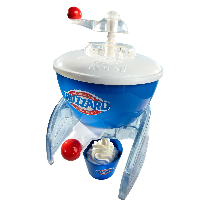 Qeen Darey Ice Maker Cream
