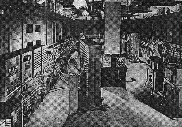 THE RISE OF THE COMPUTER: First generation (1940-1956 ...