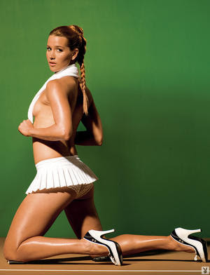 Ashley Harkleroad Playboy Photo