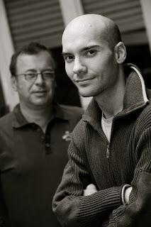 Javier Gutierrez, director de la pelicula tres dias