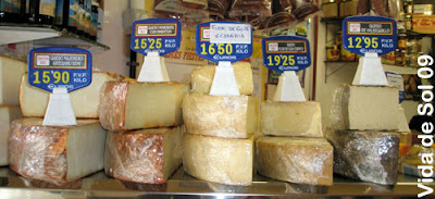 fromages des canaries