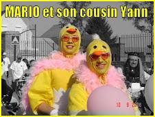 Prés pour le Carnaval de Dunkerque !!!