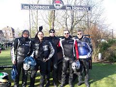 Les Blaireaux au Touquet !!