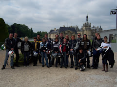 Les Blaireaux à Chantilly !!