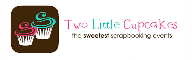 two little cupcakes