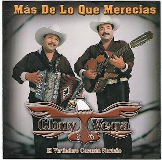 Descargar Discografia Completa Chuy Vega