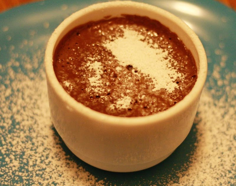 She Bake!: Chocolate Coffee Pudding : TWD