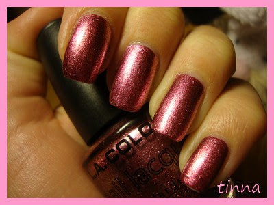 L.A. COLORS - METALLIC PINK