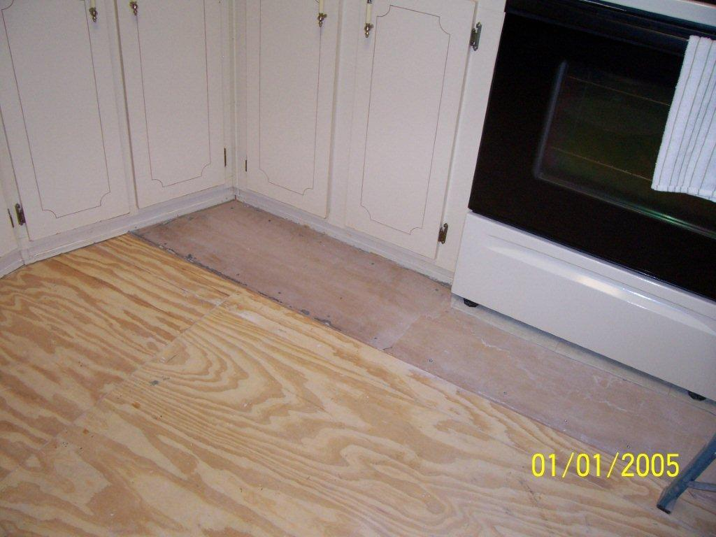 Mold Damage Kitchen Cabinets