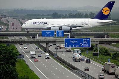 Aeropuertos más extraños del mundo 12