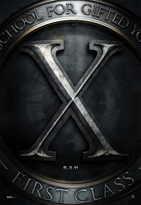 Affiche teaser du film X-Men Firstr