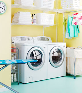 laundry rooms inspirations