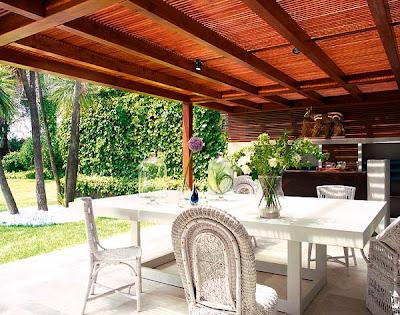 modern garden decor and design ideas