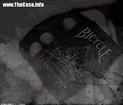DC 1611 Theory11 Bicycle 909 Centurions Cards CLUES