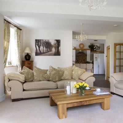 Home Interior Design Neutral Living Room Ideas ...