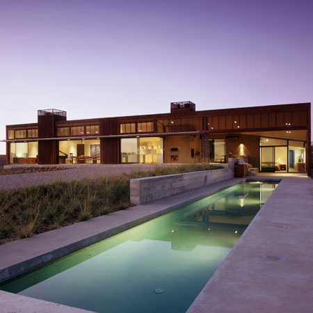 Santa Ynez — luxury house design