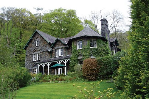 Bishops Lodge, Cumbria-house design