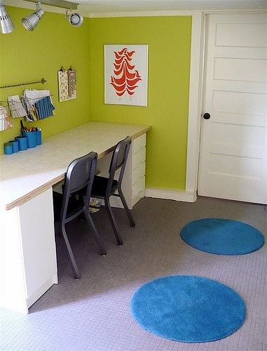 fun playroom interior — modern house design