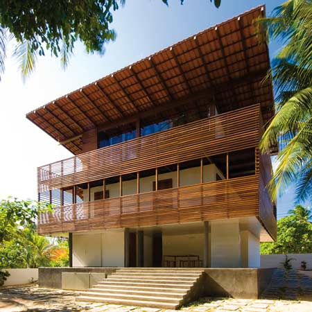 Captivating Casa Tropical U2014 Home Design, Modern Tropical House, Modern House Design,  Exterior House ...