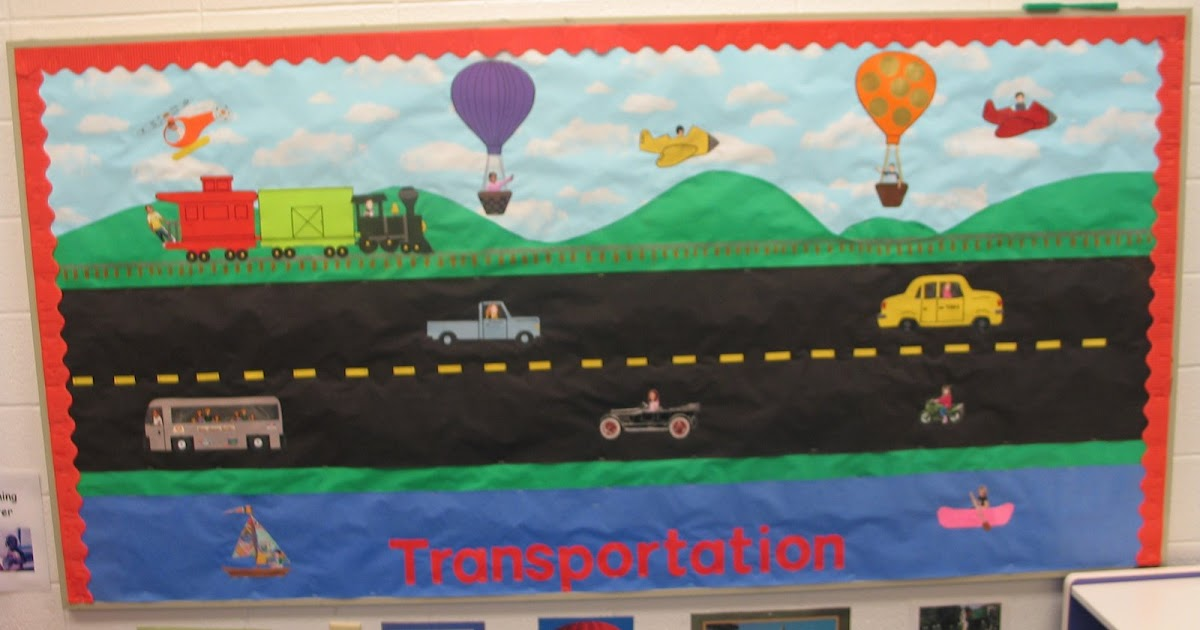 Playing, Learning And Growing: Bulletin Board For