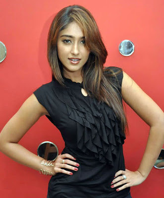 Wallpaper Gallery Actress Ileana In Color Hairs Wallpapers