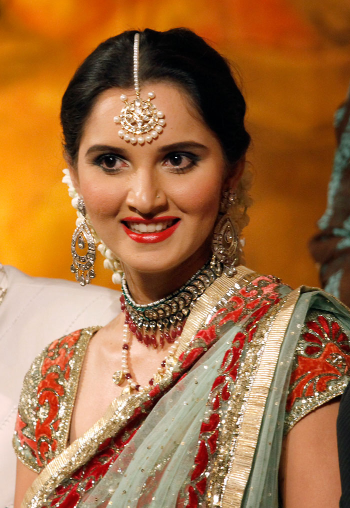 Wallpaper Gallery: Sania mirza marriage (wedding) wallpapers