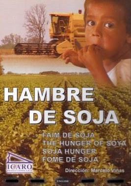 Hambre de soja