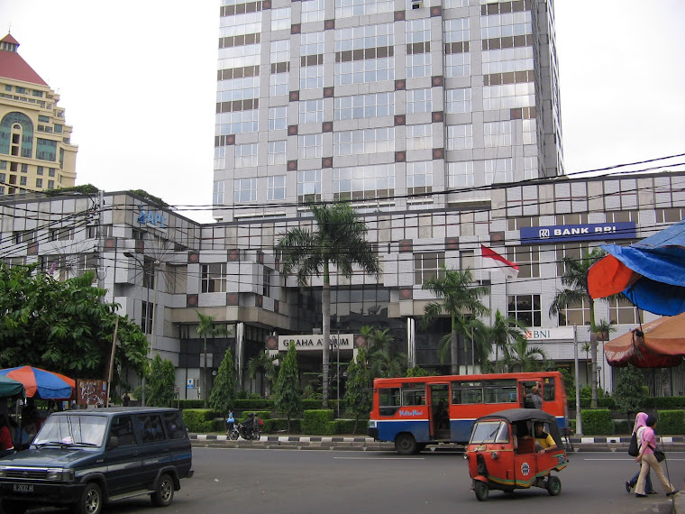 Lokasi Kantor Graha Atrium Senen Suite G 04