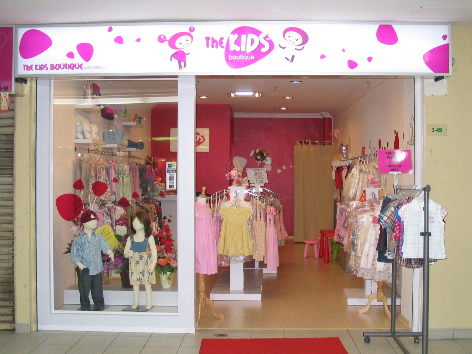 The Kids Boutique Little Fairy Collection
