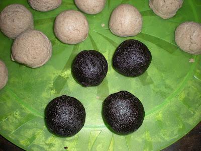 Naked Cake Balls