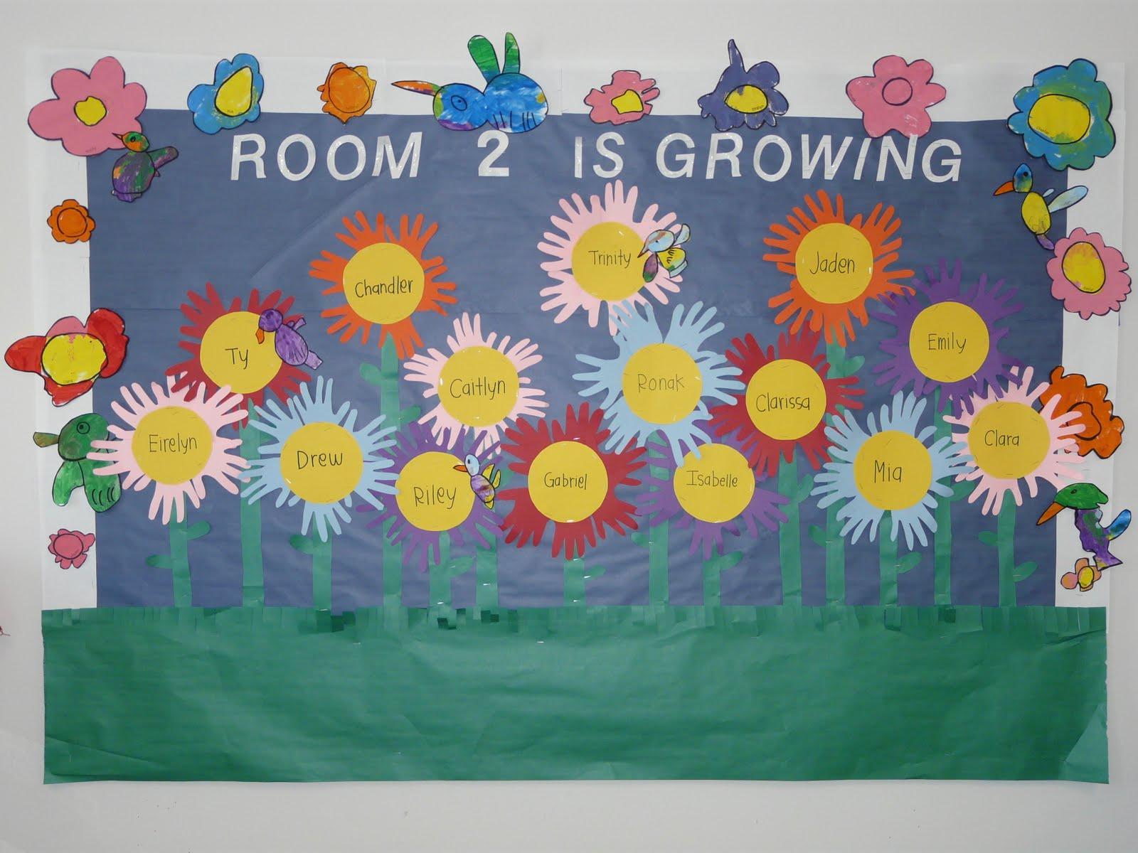 Spring Birthday Board Ideas Preschool Wwwtopsimagescom