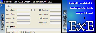 ExeInfo PE ver. 0.0.1.8 Christmas Ed. by A.S.L
