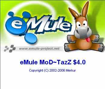 eMule MoD~TazZ $4.0