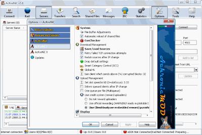 eMule v0.49a AcKroNiC v5.0 Beta 3
