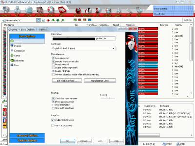 eMule 0.49b Rapcom v.1.2 HOTFIX
