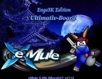 eMule 0.49b MorphXT v11.1 Private by Engo3k