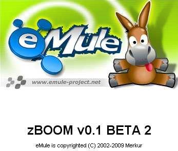 eMule 0.49c - zBOOM v0.1 Beta 2