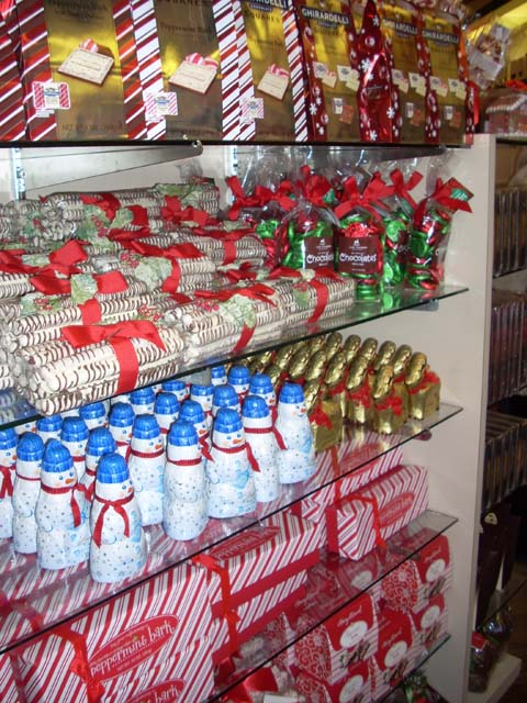 Colonial Williamsburg's Wythe Candy Shop – Bearing Drift