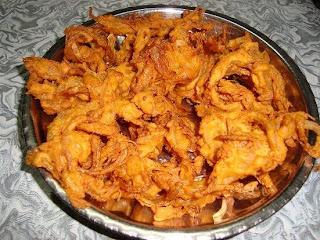 Onion Pakodas